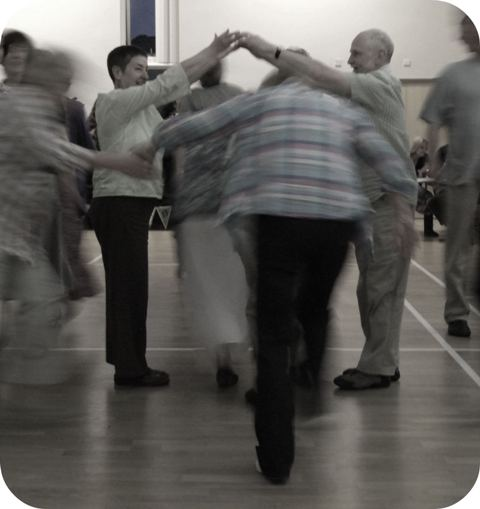 The Flying Toads - Shropshire Ceilidh April 11