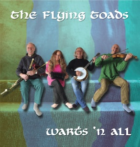 The Flying Toads - Erik, Val, Keith and Brian